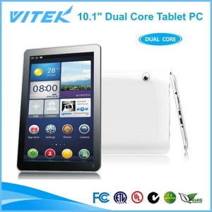 10.1 inch Dual Core Tablet PC