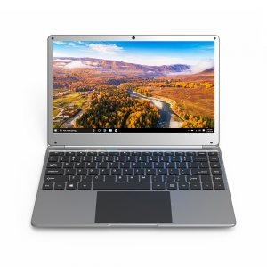 Laptop da gioco con disco rigido SSD HDD da 8 GB, 128 GB, design ultra-sottile per laptop da 14,1 ''