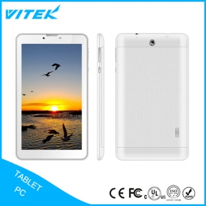 2017 Touch screen Replacement tablet 7 inch Sim tablet, new sexy 3g Android Tablet PC, 7 inch tablet with SIM card slot
