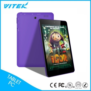 7,85 Zoll Günstige Kamera WIFI Quadcore Smart-Easy Touch Tablet