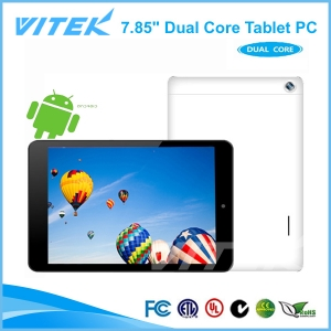 7.85 inch Dual Core Android Tablet