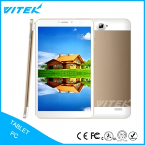 New Arrival 8inch MTK8735 Quad Core Android 5.1 4g lte tablet pc