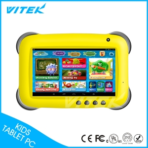 "New Products Quad Core 7"" Android Children Tablet Kids Tablet"