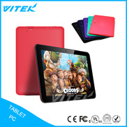 China 10.1 Zoll-Best Selling Touch Screen CE ROHS 8GB RAM Tablet PC-Fabrik