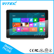 "China VK101S  10.1"" Windows Tablet PC with Stylus Pen factory"