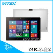 China 10.1 inch intel atom z3735F cheap windows 8.1 tablet pc factory