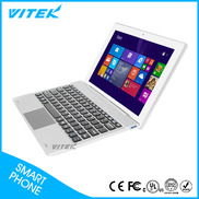 "China 11.6 ""abnehmbare Tastatur Tablet PC 2 in 1-Fabrik"