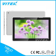 China 13inch 2015 Octa Core Bright panel large screen Tablet PC factory