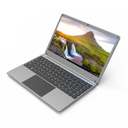 China 14.1inch i3 5005U Laptop with 8GB RAM DDR3 DDR4 128G SSD Ultrabook Computer for Work factory