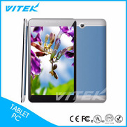 China 2015 Alibaba drücken 7inch Quad-Core-MTK8735 Tablette 4G LTE-Fabrik