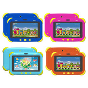 China 7 8 10 Inches Best Manufacturer Kids Tablet Educational Oem factory