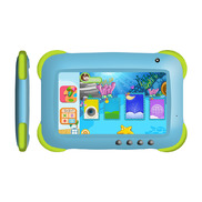 La fábrica de China 7 '' Tablet PC linda para niños SC7731 Quad Core Dual Camera 3G Tablet PC