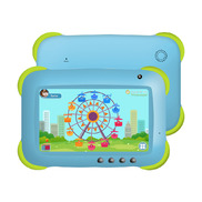 China 7 Inch Kids Gaming Tablet 1GB RAM 8/16GB ROM IPS Screen Dual Camera Tablet PC factory