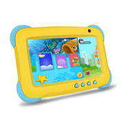 China 7 Inch Students Learning Educational Android 10 Quad Core Kids Tablet PC factory