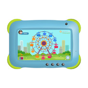China Tablet PC de 7 polegadas para crianças Android Kids Learning Education Game Tablet PC fábrica