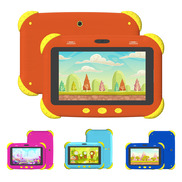 China Oem Wholesale 7 Inch Children Educational Andriod Kids Tablet Toy fábrica