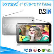 China 7 inch Digital TV Tablet with DVB-T2 factory