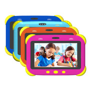 Fabbrica della Cina Best Colorful Case Early Learning Kids Tablets 7 Inches Android Educational