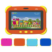 China 7 Inches Learning Apps Educational New Kids Tablet Pc Android 10.0 factory