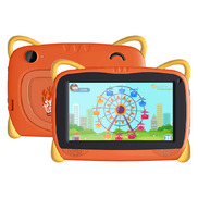China Customized 7inch Cheap Educational Kids Tablets Cute 4GB RAM Android WIFI Tablet PC factory