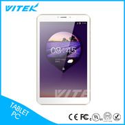 China G818 Alibaba Quad Core 7 inch 4G Tablet factory