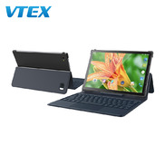 China High Quality 10.1 inch Android Tablet Pc With Big Keyboard factory