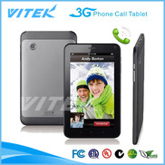 China Hot 7 inch Dual Core 3G Tablet factory