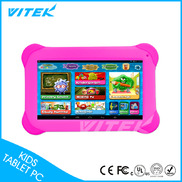 China New Children Mofing kids study writing play learning pad education tablet for Kids,7 inch Price wholesale android kids tablet PC factory