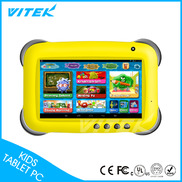 "China New Products Quad Core 7"" Android Children Tablet Kids Tablet factory"