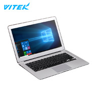 China Ultra-thin 13.3inch notebook intel core i7  laptop 8gb Ram 512 ssd intel 15.6 14 inch laptop factory