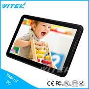 China VK106Q Low Price Fast Delivery 10.6inch Quad Core A33 IPS panel Dual Speaker Android Tablet PC factory