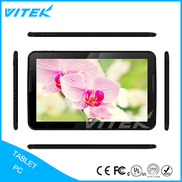 China VK106Q Wholesale China 10,6 polegadas Allwinner A33 Quad Core Tablet PC fábrica