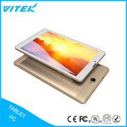 中国VTEX Best Selling Low Price 8inch touch screen 3g phone call android tablet prices in pakistan工厂