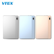 China VTEX New Private Tooling 9863 Incell FHD Wifi 4G com sim metal Case Android Slim 10 polegadas Tablet Pc fábrica