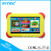 China VTK01 7inch Digital Drawing Tablet For Kids,Education Kids Tablet PC, Wholesale Android Mofing Learning Children Tablet Kids Tablet factory