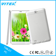 China Großhandel Alibaba 8inch MTK8735 Quad-Core-4G LTE-Tablet-PC-Fabrik