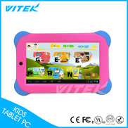 China Großhandel Quad Core Learning Tablet 7 Zoll Android Tablet Mofing Kids-Fabrik