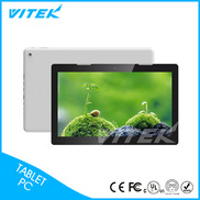 China X133 Wholesale 13.3inch cheap android allwinner a83t octa core tablet factory
