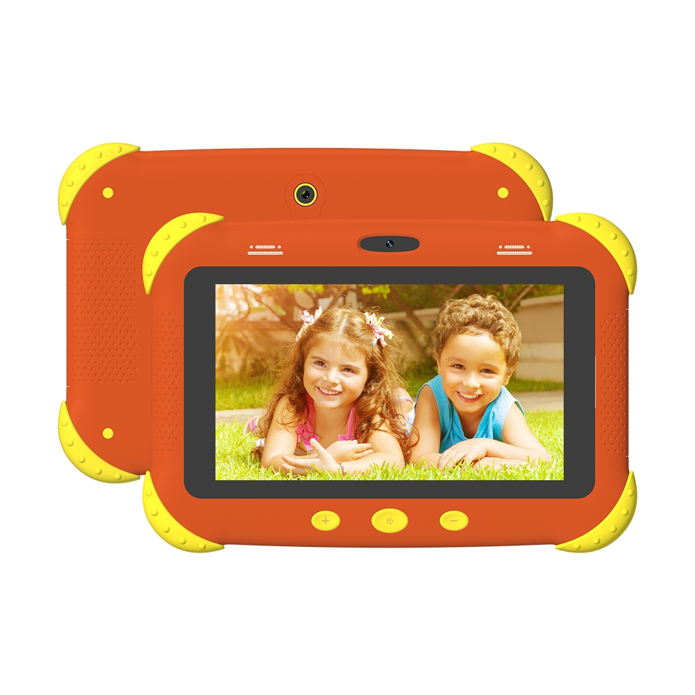 China New Oem Touch Screen 7 Inch Educational Android Kids Tablet factory